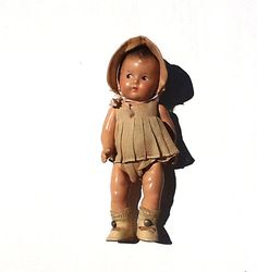 Vintage Doll one of the Dionne quintuplets