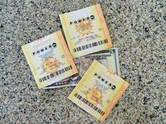Powerball Lottery Grows Higher by Daniel Millhouse. Money. Millionaires. Billionaires. United States. Getting Rich.