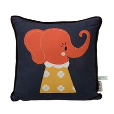Cuscino Elle Elephant - Ferm Living