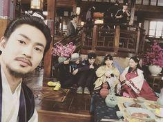 Baekhyun Moon Lovers, Iu Moon Lovers, Moon Lovers Drama, Scarlet Heart Ryeo Funny, Scarlet Heart Ryeo Cast, Drama Film, Drama Series, Girl Photo Poses, Girl Photos