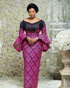 Red African Print Dress/African Clothing/African Dress For Women/Red Lace Dress/African Fashion/African Maxi Dress/Ankara Maxi Dress/Maxi Dr African Lace Dresses, Latest African Fashion Dresses, African Dresses For Women, African Print Fashion, African Attire, African Wear, African Women, African Prints, African Style
