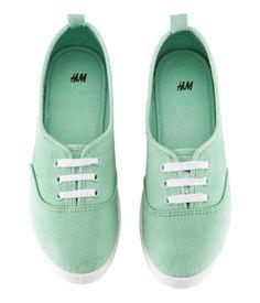 mint sneakerss