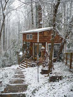 Randall & Patrick's backyard studio