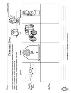 2nd grade social studies timeline worksheets women s