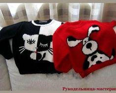 Детские пуловеры с забав…