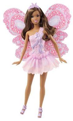 Barbie Fairy Nikki Doll: Toys & Games