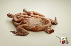 Enjoy the foods you love with less gass- Gas-X: Chicken