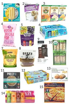 Runner's Up – 15 Healthy Prepared Foods from Costco. Includes prices for in stor… Runner's Up – 15 Healthy Prepared Foods from Costco. Includes prices for in store and online shopping Healthy Store Bought Snacks, Healthy Snacks To Buy, Healthy Toddler Snacks, Healthy Meal Prep, Keto Snacks, Healthy Nutrition, Healthy Dinner Recipes, Healthy Eating, Healthy Groceries