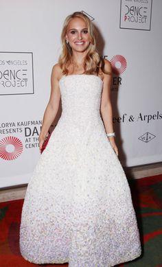 Blonde at Christian Dior 2012