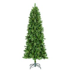 7 ft. Slim Cashmere Christmas Tree at Menards®: 7 ft. Slim Cashmere Christmas Tree