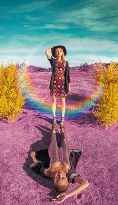 H&M LOVES COACHELLA Crocheted Dress ($18)