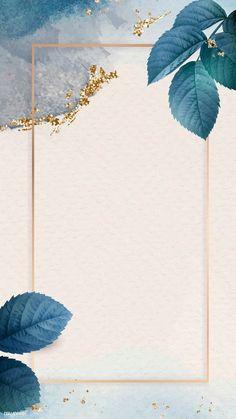premium illustration of Gold frame with foliage pattern mobile Gold frame with foliage pattern mobile phone wallpaper vector Framed Wallpaper, Flower Background Wallpaper, Free Phone Wallpaper, Cute Wallpaper Backgrounds, Flower Backgrounds, Aesthetic Iphone Wallpaper, Mobile Wallpaper, Background Patterns, Wallpaper Designs