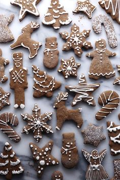 You searched for Gluten & Refined Sugar Free Gingerbread Cookies - Wife Mama Foodie Snowflake Cookies, Holiday Cookies, Iced Cookies, Christmas Desserts, Christmas Baking, Chewy Gingerbread Cookies, Gingerbread Decorations, Decorating Gingerbread Cookies, Gingerbread Houses