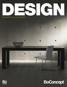 Boconcept design interior living2006-2007
