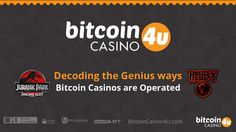 http://BitcoinCasino4U.com - What are your thoughts on how bitcoin casinos deal and operate? Do you agree, or can think of more ways to make bitcoin casino playing safer?  100% up to 1000m Bitcoins welcome bonus at http://BitcoinCasino4U.com. Visit now.