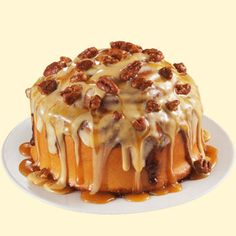 Hi. I'm a Cinnabon. I'm delicious, but do NOT eat me. I have 1,092 calories, 56g of fat, and 47g of sugar. And I'm not even the worst diet-busting food on this list...