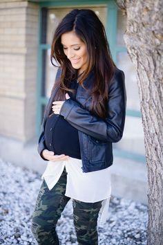 Finally, a Petite pregnant lady. mychicbump