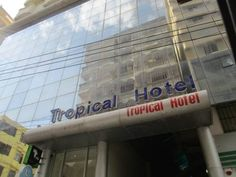 Tropical Hotel Dar es Salaam Located in Kariakoo in Dar es Salaam, Tropical Hotel offers free WiFi and on site parking. The hotel is 11 km from Julius Nyerere International Airport.  Each air-conditioned room at Tropical Hotel is equipped with a desk and a TV.