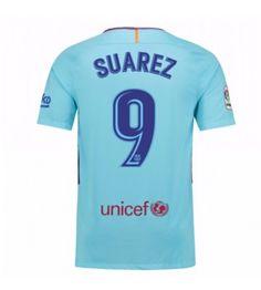 Nike Barcelona Away Shirt (Suarez - Kids Kids Football Shirts, Kids Shirts, Barcelona Football, Fc Barcelona, Neymar, Messi, Soccer Shop, Manchester United, Ronaldo
