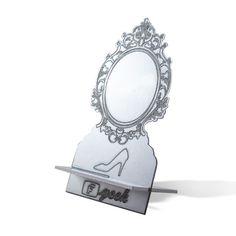 Porta-Celular Espelhado - 16 x 8 cm