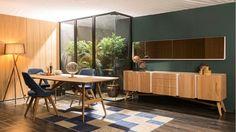 Babylon Meşe Yemek Odası Takımı Oak Dining Room Set, Dining Room Furniture, Furniture Ideas, Conference Room, Cabinet, Table, Home Decor, Living Room, Clothes Stand