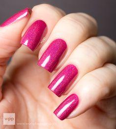 I Love Nail Polish's (ILNP) Raspberry Beret