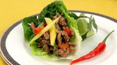 Vietnamese Lettuce Cups | Best Recipes Ever | The Live Well Network