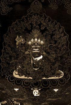 """""""Mahakala """" protettore del dharma"""
