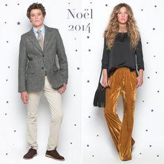 Incroyable comme le temps passe vite. À peine les cadeaux déballés, Noël est déjà de retour !! À cette occasion, découvrez une sélection de nos looks les plus stylés, idéals pour vos fêtes de fin d'année. À très vite !!! #Nicoli #mode #Noel #inspiration #cadeaux #fashionistas