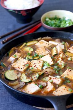 Korean Tofu Stew