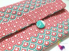 Cucito Creativo Tutorial: Pochette in stoffa porta Photo Sleeve Fuse - Fai da te - YouTube