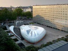 chanel pavilion zaha hadid - Google-søk
