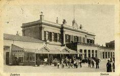 Het prachtige oude station  Vergane glorie
