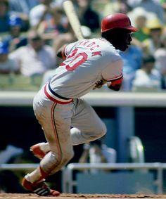 Lou Brock, St. Louis Cardinals