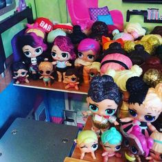 HOW MANY LOL DOLLS CAN YOU FIT IN ONE ROOM #!!!???!!!! @lolsurprise.uk #lolsurprise #lol #lolpunkboi #collectlol #collectlol_russia #lolsurpriseseries3 #lolsurpriselilsisters #lolsurprisedolls #lolsurprisedollcollector #toyhunter #toyreviewer #lolconfettipop #lolsurpriseconfettipop #patiencesmagicaltoyemporium #lolsurpriseseries3wave2 #lolsurpriseglitterseries #lolboy #lolsurprisedoll  #confettipopgold #pearlsurprise #lolpearlsurprise #mermaids  #lolsurprisebox #lolconfettipop…