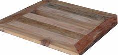 "Handmade Solid Reclaimed Rustic Barn Wood 30""x30"" Restaurant Bar Coffee TableTop #Handmade #Modern"