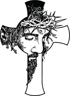 Ideas Line Art Tattoo Designs Drawings For 2019 Jesus Tattoo Design, Tattoo Design Drawings, Cross Drawing, Jesus Artwork, Faith Hope Love Tattoo, Cross Tattoos For Women, Line Art Tattoos, Tattoo Art, Cross Tattoo Designs
