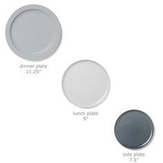 New Norm Dinnerware: Plate