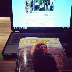 Stemp magazine