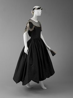 Robe de Style Jeanne Lanvin c.1926 The MET