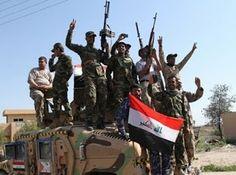 فيديو : تقرير عن انتصار القوات الأمنية العراقية و الحشد الشعبي في قضاء تلعفر