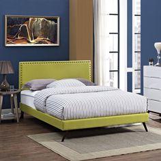 Phoebe Upholstered Platform Bed