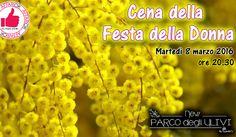 Cena Della Festa Della Donna Da New Parco Degli Ulivi http://affariok.blogspot.it/2016/03/cena-della-festa-della-donna-da-new.html