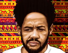 "Check out new work on my @Behance portfolio: ""Emicida Portrait for Rolling Stone Brasil Magazine"" http://on.be.net/1JnQ33q"