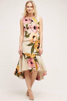 Odelia Dress - anthropologie.com