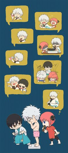 What happens if you eat that much sugar Gintoki