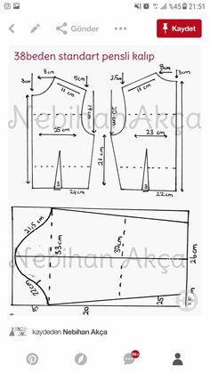 Kalip Retro Apron Patterns, Easy Sewing Patterns, Sewing Tutorials, Clothing Patterns, Dress Patterns, Techniques Couture, Sewing Techniques, Sewing Collars, Sewing Blouses