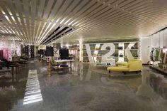 V2K Designers the Fashion Store Design by Autobahn, fashion store idea, fashion store design, interior design, store design
