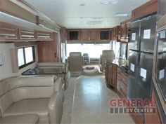 New 2015 Fleetwood RV Bounder 35K Motor Home Class A at General RV | Huntley, IL | #105800