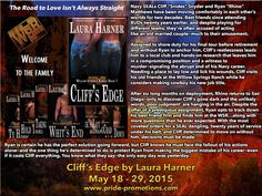 Book 7 plus a great contest:  http://heartsonfirereviews.com/laura-harner-cliffs-edge-tour-and-contest/